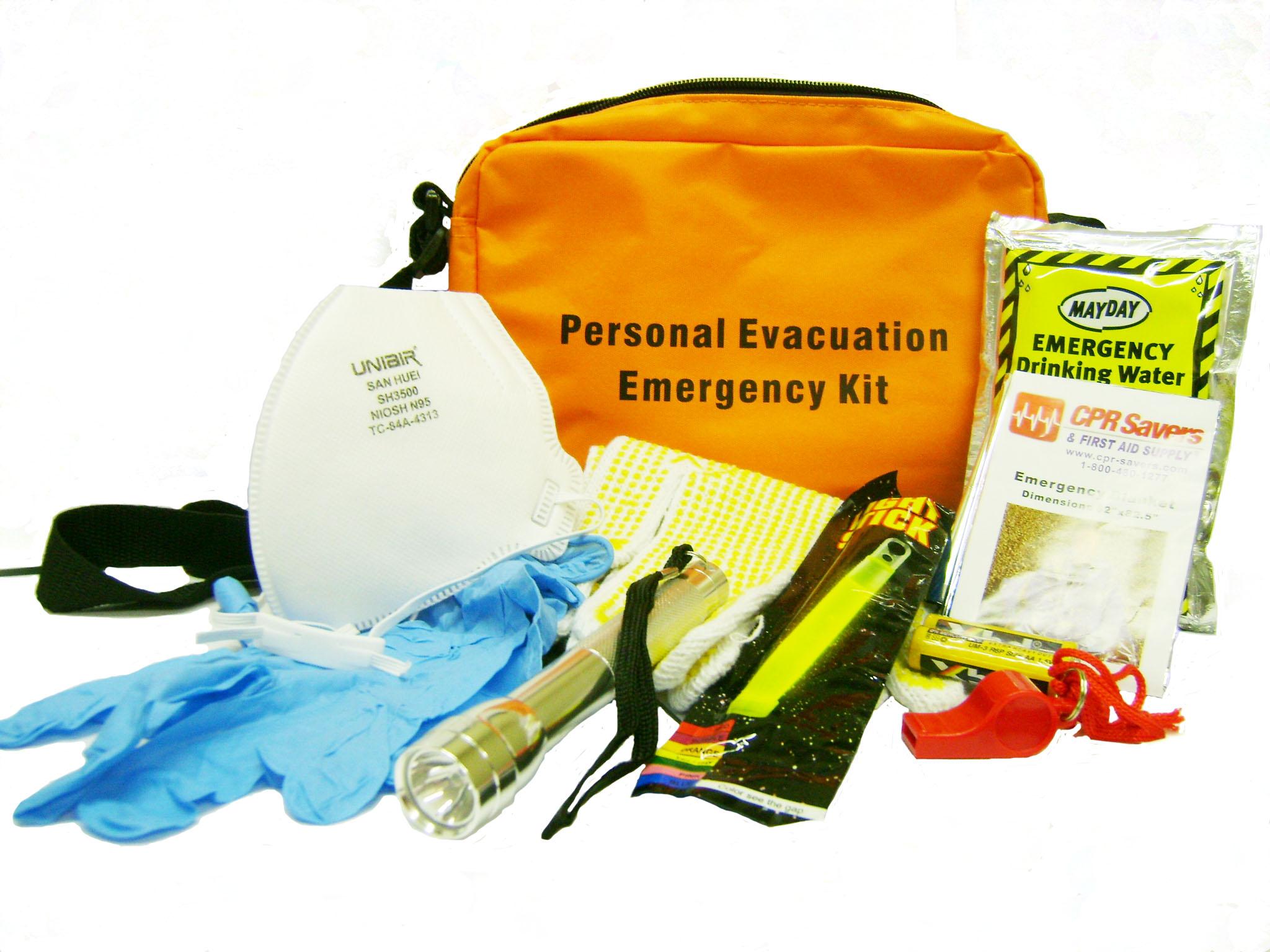 Earthquake Evacuation Kit Evacuation Emergency Kit