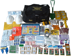 Ready to Roll Deluxe Office Emergency Kit - 20 Person