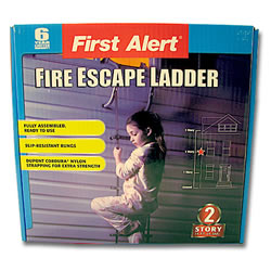 2-Story Fire Escape Ladders